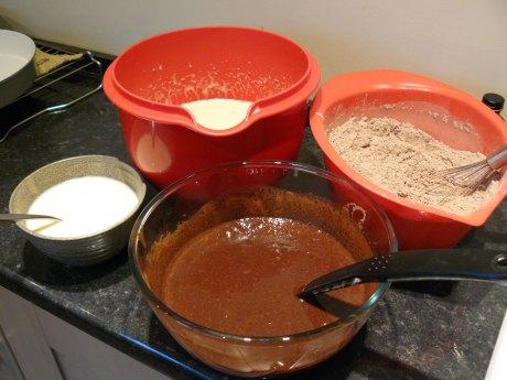 4 bowl process