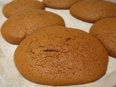 Big cake cookies